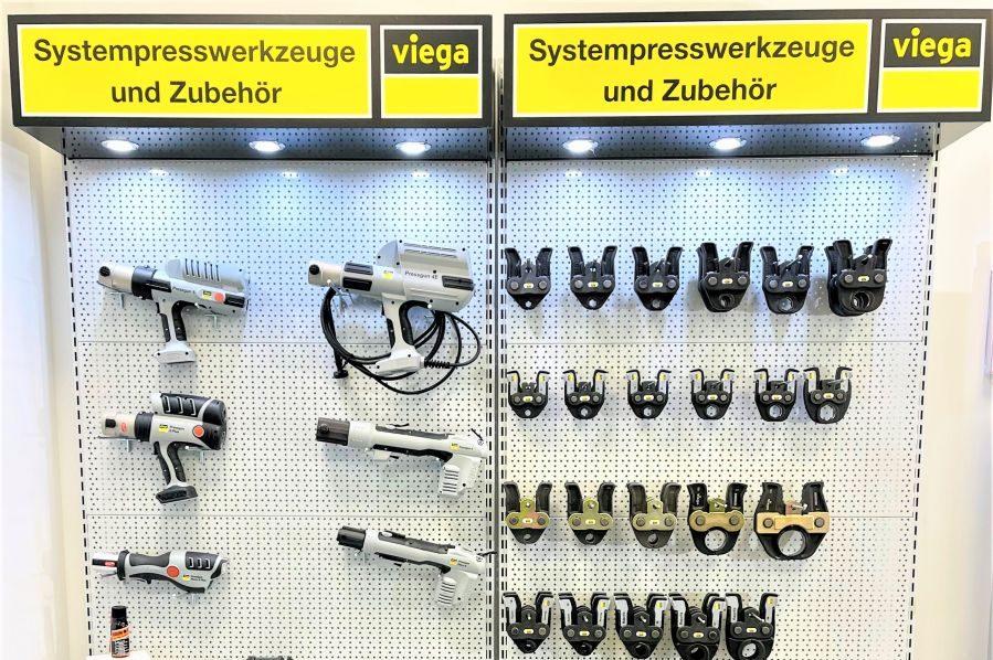 viega Presswerkzeuge - Verkauf, Wartung, Vermietung und Leasing